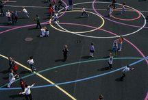 Spelen in Stad / Speelplekken / Playgrounds