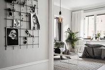 Home & Interior Inspiration / Home and interior style inspiration | white + minimal + condo design + apartment space