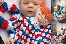 Granny Squares and What To Make Of Them / by Järbo Garn AB