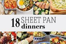 FAVORITE RECIPE ROUNDUPS! / Only the best recipes from the web! Recipes for every occasion from your favorite food bloggers! Topics for fun food throughout the year! / by The Cookie Rookie