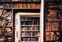 Libros / Libros, gente leyendo libros, sitios donde hay libros...