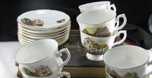 Shabby Chic Tea Time! / Teapots - Tea sets - More the better Post your shabby chic tea time items here