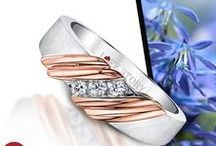 Wedding Bands / Simple & Sparling to Ornate & Dazzling, Love Story diamonds offers men's women's wedding bands for every style.