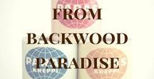 Museum Shop - treasures from backwoods paradise / There is a million wonderful things in our shop, from jewelry to books. Pick your favorite up and take it home with you!