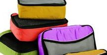 5 Packing Cubes Value Set / 5 TRAVEL PACKING CUBES EXTENDED VALUE SET: 1 Large Cubes (40.1 x 30 x 10 cm), 2 Medium Cubes (34 x 22.1 x 10 cm) and 2 Slim cubes (30 x 12.5 x 10 cm). FOR THOSE WHO LIKE TO PACK MANY & DIVERSE CLOTHES OR ITEMS FOR FAST DRAW - Keeps you organized! Pack according to travel destinations, weather or events. Share the bags with other family members, each with his/her own color of cubes. SAVE TIME AND STRESS finding items.