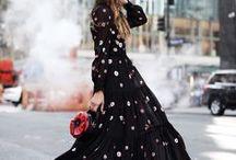 Fashion Shows, Street Style, & Editorial / Fashion shows and street style and editorial photos | outfit inspiration + style inspo