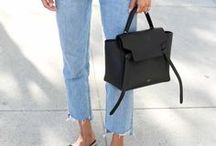 Back to Basics Style / Basic wardrobe essentials for women | winter + spring + summer + fall clothing essential pieces