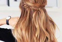 Hairstyle Inspiration / Hair inspiration | hairstyle inspo + hair ideas