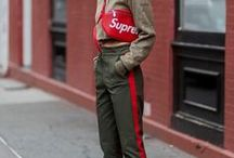 Athleisure Style / Athleisure and hypebeast style | athletic outfit ideas for women