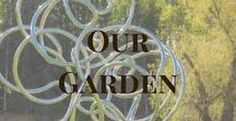 Garden of Backwoods paradise / In our sculpture garden and Taavetti-island nature is art and art is nature.