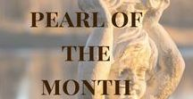 Pearl of the month / Our treasures present themselves!