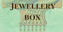 Jewellery Box / Take a look inside our jewelry box in Web Exhibition! http://www.serlachius.fi/en/exhibitions/web-exhibitions/jewellery-box/