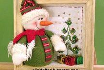 Christmas decoration :E