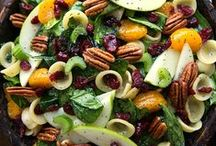 Salads & Sides / Salads and side dishes that accompany any meal perfectly.  Or make a great meal themselves!