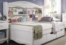 Youth Bedrooms / Create a space for the kids to call their own.
