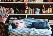 Bibliotecas-Espacios de lectura