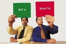 Interview Do's & Don'ts