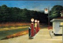 I ritratti della solitudine (Hopper) / Le opere di Edward Hopper (1882 - 1967)