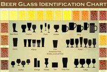 Beer Infographics / Infographics about our favorite beverage #craftbeer