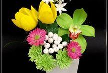 Sugar flowers / I miei fiori di zucchero