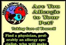 Are You Allergic To Your Pet? / Are You Allergic To Your Pet?