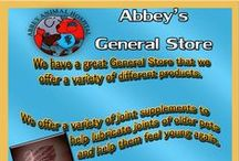 General Store / We Have A Great General Store Where We Offer A Variety Of Different Products
