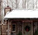 Winter Wonderland / Winter time at Blackberry.