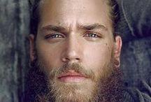 B E A R D & T A T T O O L O V E / beards, tattoos, tattoos, beards....