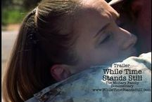 Military Family Documentary / If you have ever wondered how others make it through deployment, tried to explain to your spouse what it's like to hold down the fort, or felt your neighbors don't understand what having a child in a war zone really means, the military family documentary While Time Stands Still is for you. This must-see film by Spouse of an Iraq War Veteran Elena Miliaresis brings our story to light.