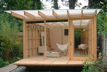 Architecture / Architectural ideas for house, cottage and garden