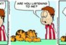 Garfield Comic Strips / Garfield Comic Strip