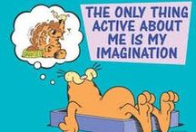 Garfield Quotes / Garfield Quotes