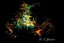 Abstracts - My Works / I enjoy being creative with my photos -- hope you enjoy -- all photos are available for purchase