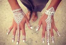 H E N N A / All things Henna