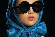 foulard, sciarpe, stole...