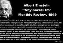 Socialists  ♥ ✊ / Who are the real Socialists and what do they say? / by Bяоок ♒