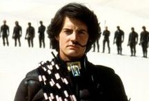 "CINEMA - DUNE (1984), David Lynch / ""...In this time, the most precious substance in the Universe is the spice melange. The spice extends life. The spice expands consciousness. The spice is vital to space travel. The Spacing Guild and its navigators, who the spice has mutated over four-thousand years, use the orange spice gas, which gives them the ability to fold space... Oh yes, I forget to tell you. The spice exists on only one planet in the entire Universe... The planet is Arrakis. Also known as Dune."""