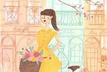 Favourite illustrators: EMMA BLOCK