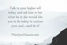 Quotes from Marilyn Alauria
