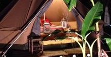 Bell Tent / Our Bell Tents are a mondern take on a classic design, the perfect balance between portability and durability