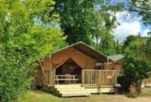 Glamping Experience video / Videos of camping with #Glamping