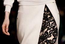 lo spacco: dettagli di seduzione in moda