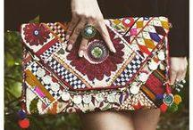 B O H O ~ B A G S / Boho banjara bag collection 2015