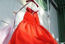 il rosso e le sue sfumature di moda
