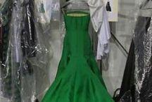 il verde e le sue sfumature di moda