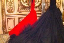 il nero e le sue sfumature di moda