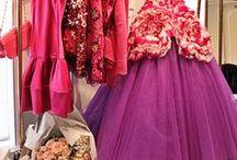 il viola e le sue sfumature di moda