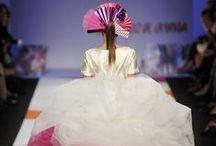 miniatur puff dress: back