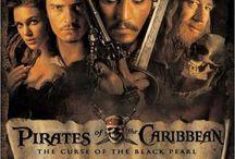 Pirates Of The Caribbean / Pirates Of The Caribbean Jack Sparrow, Johnny Depp Will Turner, Orlando Bloom Elizabeth Swan, Keira Knightley