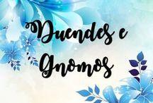 Artesanato: Duendes e Gnomos